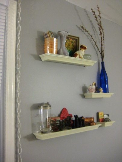 Functional & decorative storage.
