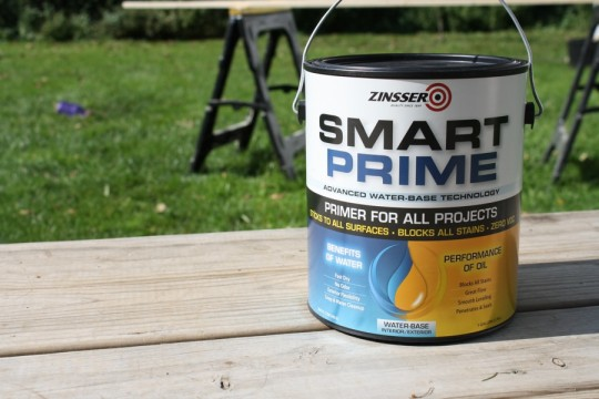 Smart Prime, a high-adhesion primer.