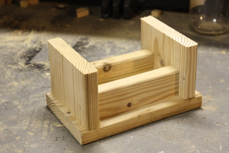 Building A Simple Step Stool