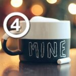 Chalkboard mugs by U-Create Crafts.