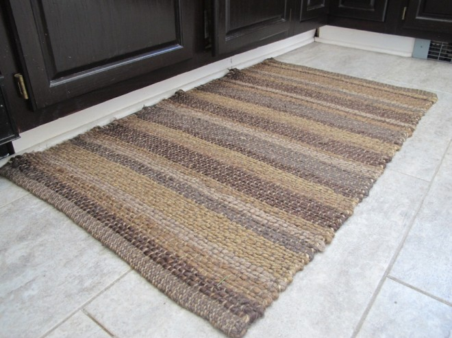 Our perfect as-is rug.
