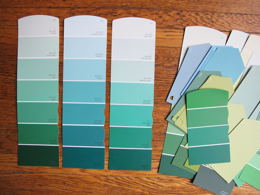 Very Best Sherwin-Williams Green Paint Swatches 900 x 675 · 421 kB · jpeg