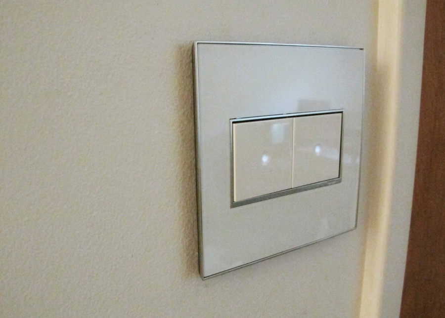 installing push switches by adorne by legrand merrypad. Black Bedroom Furniture Sets. Home Design Ideas
