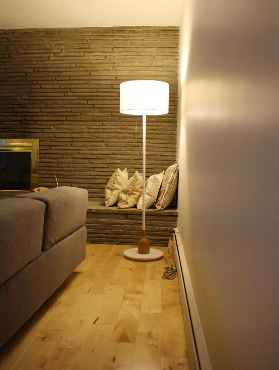 A New Floor Lamp Design By Conran Merrypad