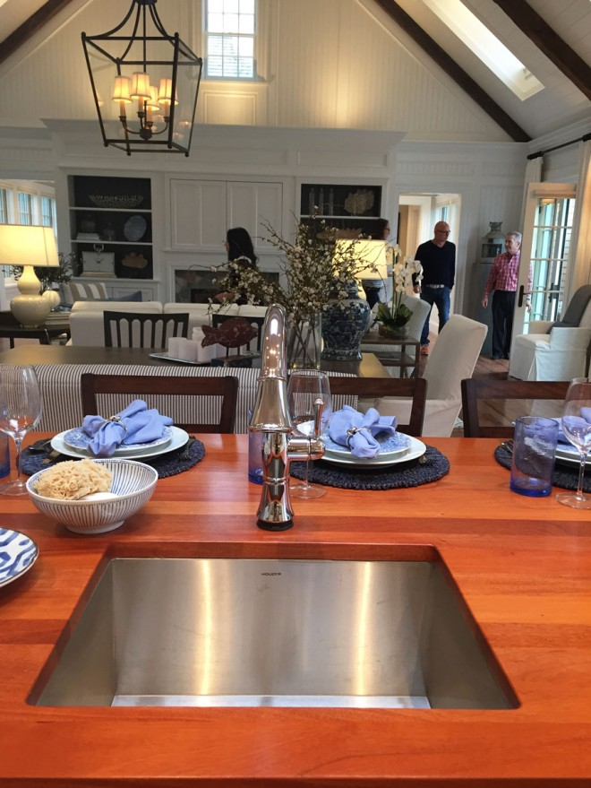 HGTV Dream House Kitchen and Great Room.