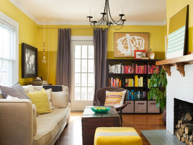 Living room, image by Gridley + Graves Photographers.