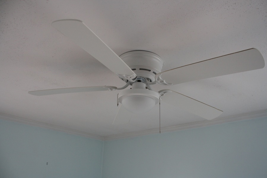 Matching close to ceiling fans merrypad for Bedroom ceiling fans
