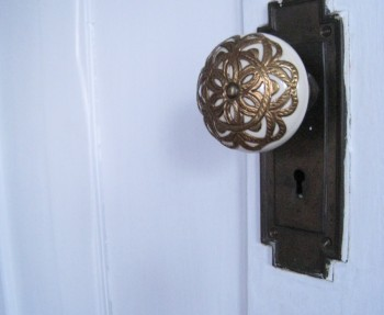 New Anthro Doorknob.