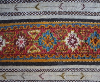 Moroccan rugs, my favorite.