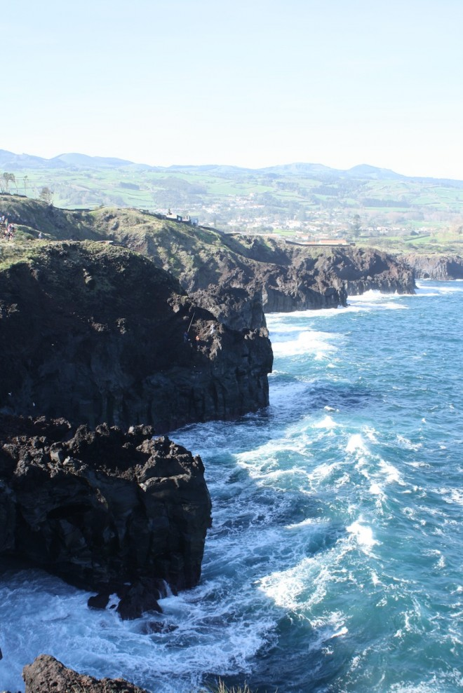 Beautiful day in the Azores.