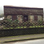 Sete Cidades had a lot of pretty, well-maintained homes.
