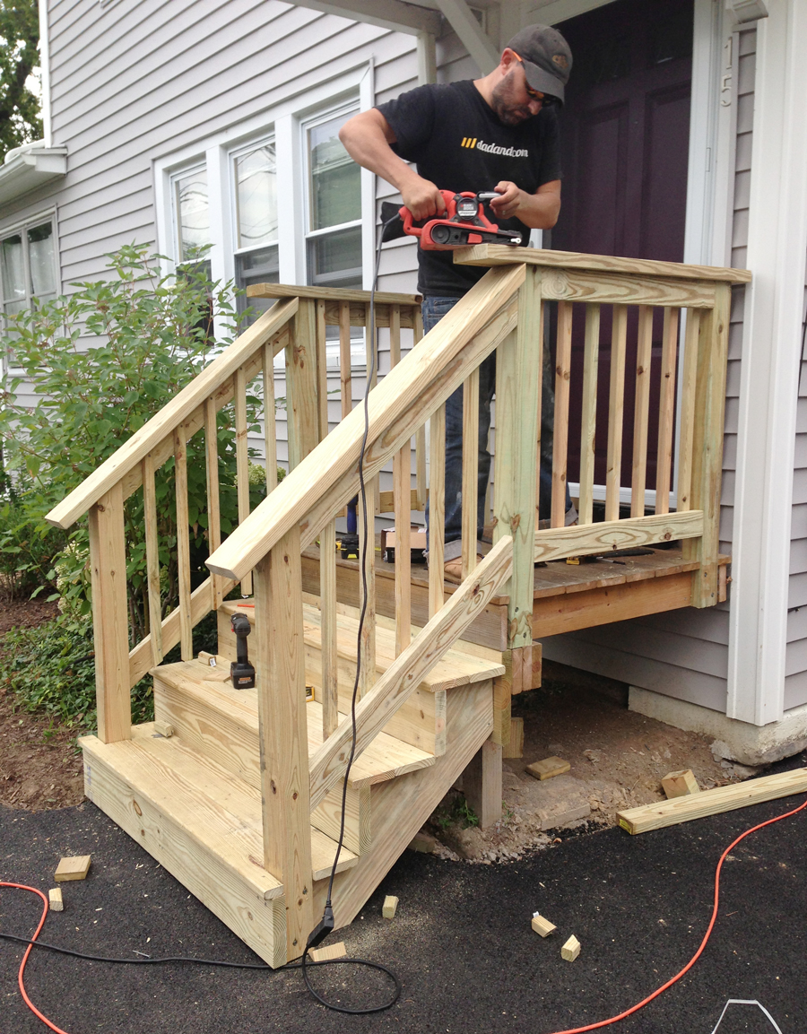 Best Front Steps Ideas On Pinterest Front Steps Porch Steps 400 x 300